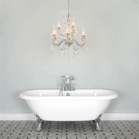 vara  light bathroom chandelier chrome