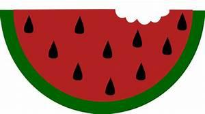 Watermelon With Bite Clip Art at Clker.com - vector clip ...