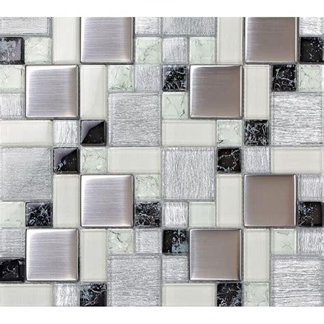 tile patterns for kitchen backsplash glass tile backsplash satin patterns silver plated