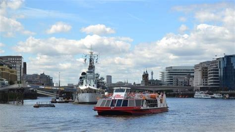 Dinner On A Boat Belfast by City Cruises Sightseeing Visitlondon