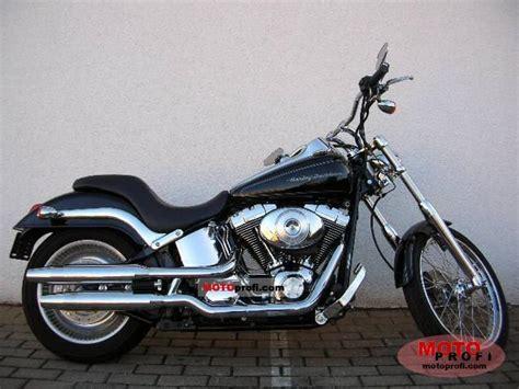 2003 Harley-davidson Fxstdi Softail Deuce