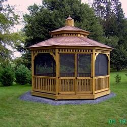 rick s sheds gazebos outdoor furniture yelp