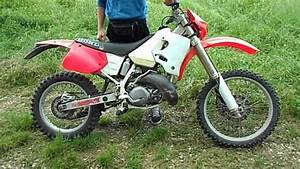 Honda 250 Cr : honda cr 250 2 stroke sound dep pipe part 1 youtube ~ Dallasstarsshop.com Idées de Décoration