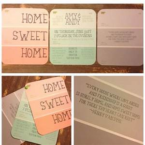 DIY Housewarming Party Decorations and Take Home Gifts