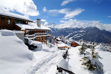 luxury chalets in verbier alpine guru