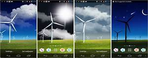 3D Weather Live Wallpaper 1.1.0 APK Best Android LWP Free