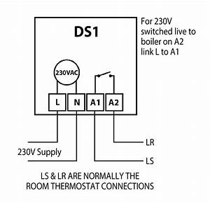 Heatmiser Underfloor Heating Wiring Diagram : heatmiser ds1 central heating dial thermostat water ~ A.2002-acura-tl-radio.info Haus und Dekorationen