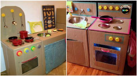 galeria de fotos  cozinhas de papelao   criancas