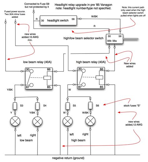 Auxilary Light Wiring Diagram Vehicle by Eat Drink 飲食男女 Electrical System Update