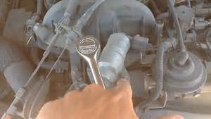 Cleaning The Idle Air Control Valve Ford Ranger 2001 V6 4l