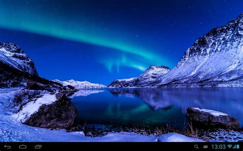 northern lights  wallpaper  android apk