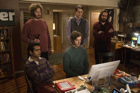 What's On The Return Of Hbo's Hilarious'silicon Valley