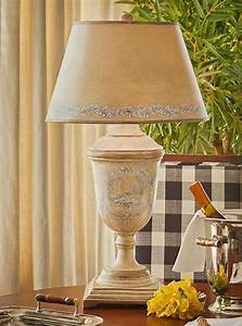 Country Style Table Lamps