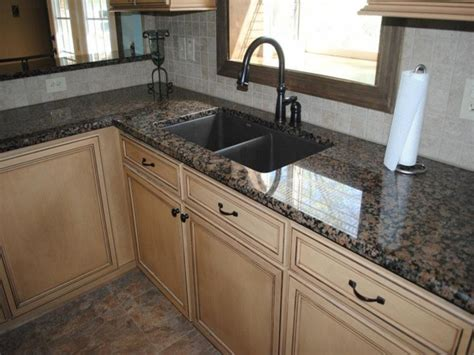 kitchen cabinets with brown granite countertops popular backsplashes in kitchen design with white cabinets White