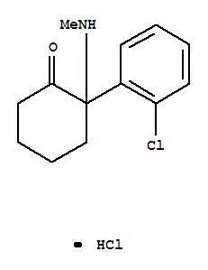 CAS 1867-66-9 ketamine hydrochloride Properties
