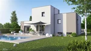 Sous Sol Maison : maison demi sous sol 4 chambres construction maison demi sous sol clara contemporaine ~ Melissatoandfro.com Idées de Décoration