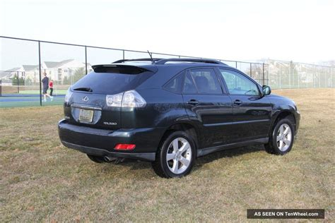 sporty lexus 4 door 2006 lexus rx330 base sport utility 4 door 3 3l