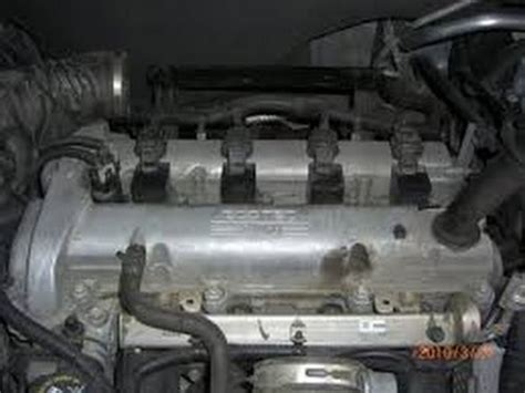 replace  coil pack    cylinder chevy engine