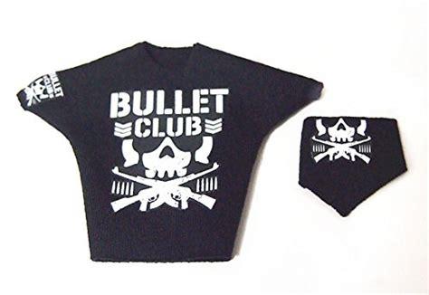 hoodie club 1516 6 quot bullet club prince devitt diy handcraft t shirt mask