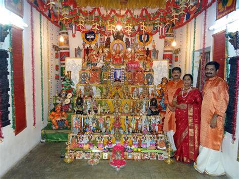 indian heritage festivals  navarathiri golu