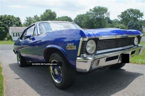 1970 Chevy Nova 383 Stroker 450hp
