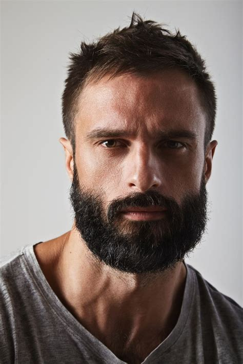 short hairstyles  men   beard styles haircuts  men beard   face