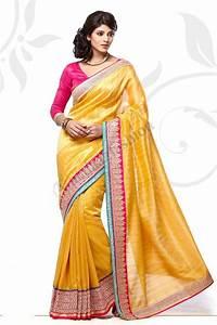 jaune manipuri saree avec blouse rose jacquard design n With robe indienne d amérique