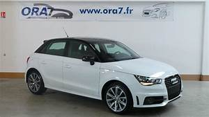Audi A1 S Line Occasion : audi a1 sportback 1 6 tdi 90ch fap s line occasion lyon neuville sur sa ne rh ne ora7 ~ Gottalentnigeria.com Avis de Voitures
