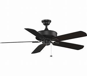 fanimation tf910bl edgewood 50 inch black ceiling fan