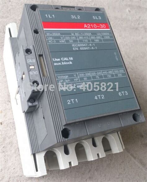 aliexpress buy a210 30 ac contactor 3pole magnetic contactor from reliable contactor coil