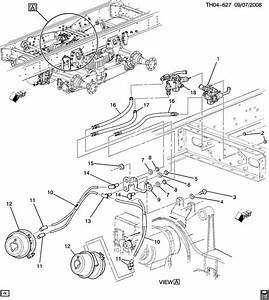 2002 Chevrolet C7500 Wiring Diagram