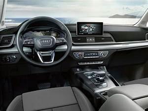 Audi Q5 Interior Colors
