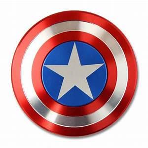 Hand Spinner Le Plus Cher Au Monde : hand spinner captain america bouclier avengers routine ~ Medecine-chirurgie-esthetiques.com Avis de Voitures