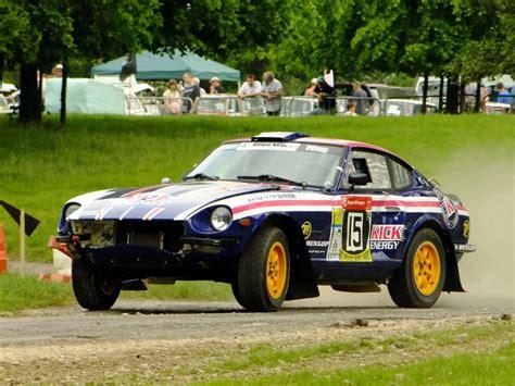 Datsun Rally by Datsun 240z Rally In 2 Motorsports