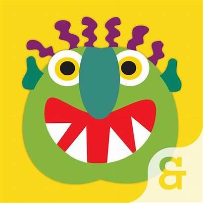Monster Away Clipart App Activities Night Inc