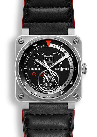 Bell & Ross Design A Jet Inspired Car & Some Watches