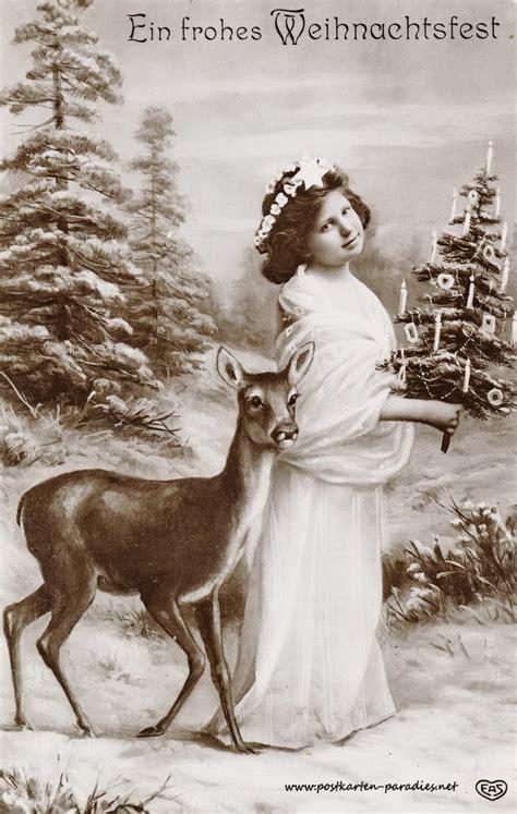 weihnachtskarten von  bis  alte postkarten