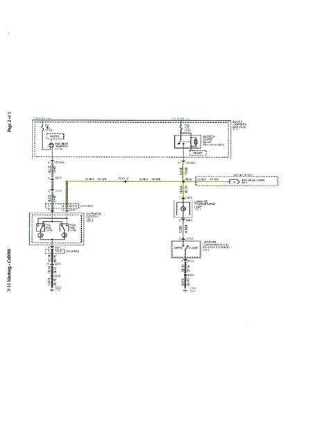 Mustang Wiring Diagram The Source Ford
