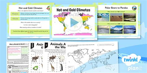 geography what a wonderful world and cold climates