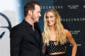 Chris Pratt Keeps Cropping Jennifer Lawrence out of His ...