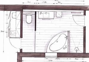 douche italienne plan ic27 jornalagora With plan salle de bain douche italienne