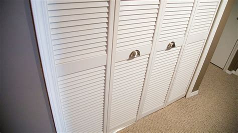 How to Hang Bifold Closet Doors   Today's Homeowner