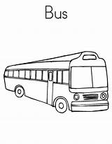Coloring Bus Transportation Station Netart Template Gas Cheap Drawing Building Templates sketch template
