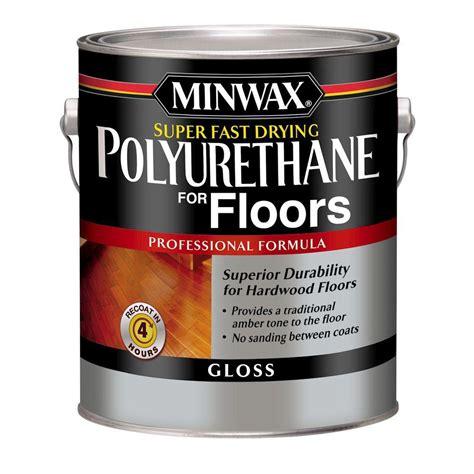 Minwax  Gal Gloss Super Fast Drying Polyurethane