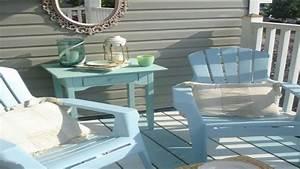 Meuble Plastique Exterieur : peinture pour plastique pour meuble de jardin et int rieur ~ Teatrodelosmanantiales.com Idées de Décoration