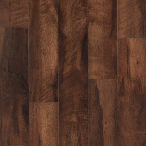 Pergo Max Laminate Flooring by Shop Pergo Max 6 14 In W X 3 93 Ft L Mountain Ridge Walnut