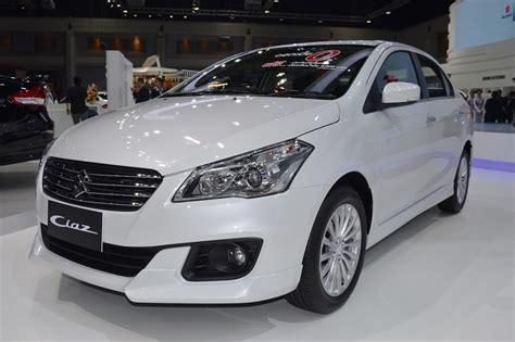 Suzuki Ciaz Picture by Suzuki Ciaz Rs Showcased At 2017 Thai Motor Expo