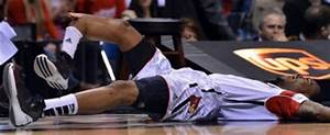 A feast for the eyes!: College basketball player suffers ...