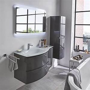 Salle de bains et wc castorama for Salle de bain design avec castorama lavabo a poser