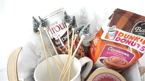 We have a huge selection of gourmet coffee gifts and specialty coffee gift baskets for every budget and taste preference. DIY Coffee Gift Basket - YouTube